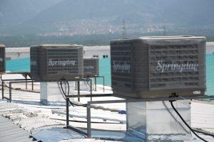 endüstriyel klima soğutma Springday marka