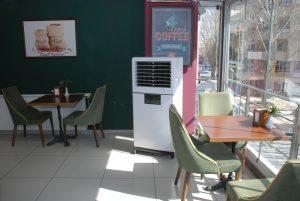 evaporatif klima